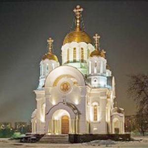Религиозные учреждения Севска