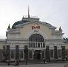 Железнодорожные вокзалы в Севске