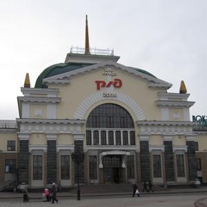 Железнодорожные вокзалы Севска
